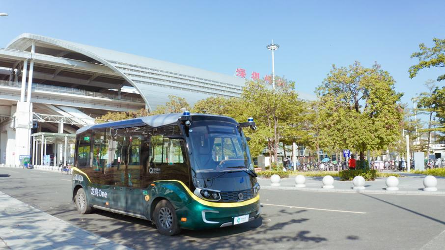 深圳推出全国首张无人公交月卡,由轻舟智航提供自动驾驶服务